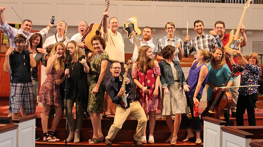 Music Ministry - Westminster Presbyterian Church